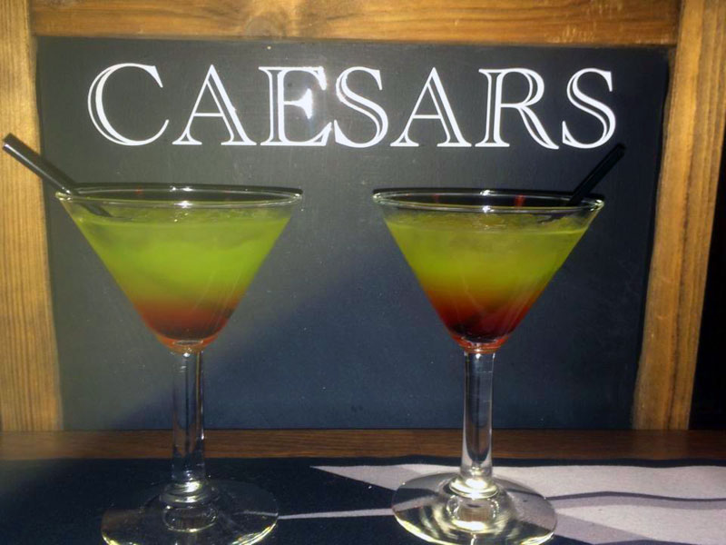 Caesars Bar & Cafe
