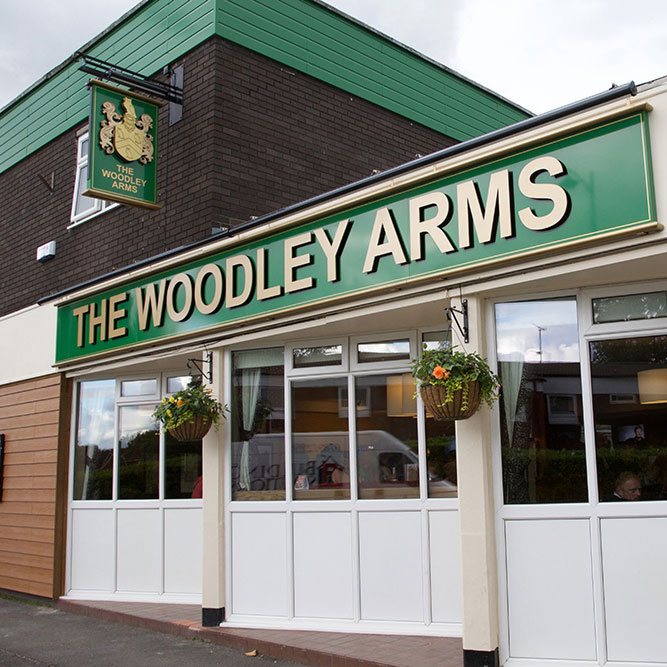 The Woodley Arms, Woodley - Discover what's on with the