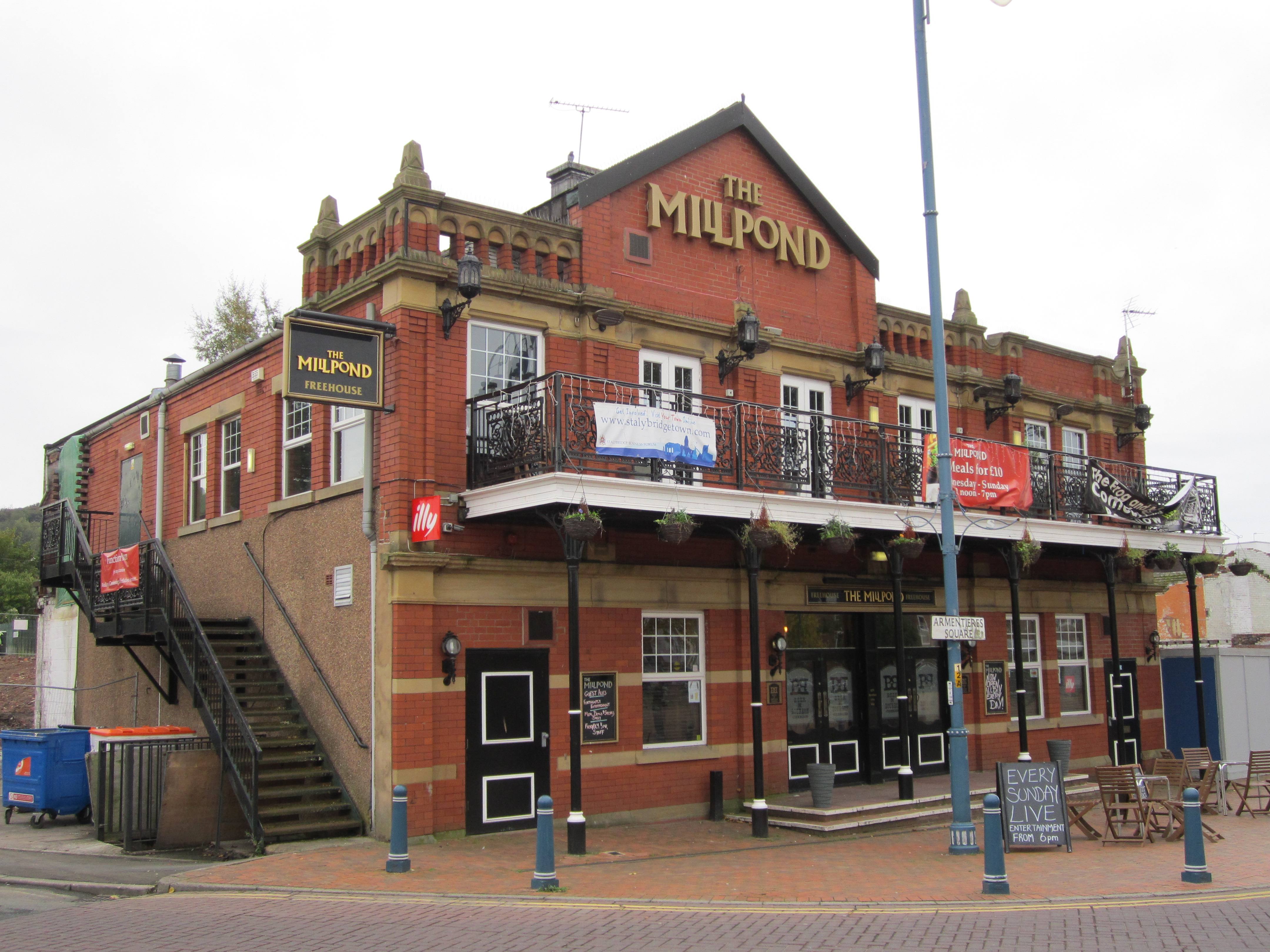 The Millpond Stalybridge Discover whats on in around Tameside