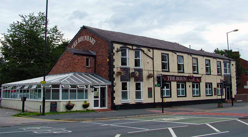 The Boundary Inn