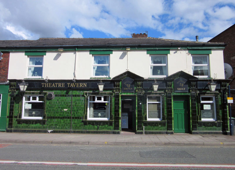 The Theatre Tavern