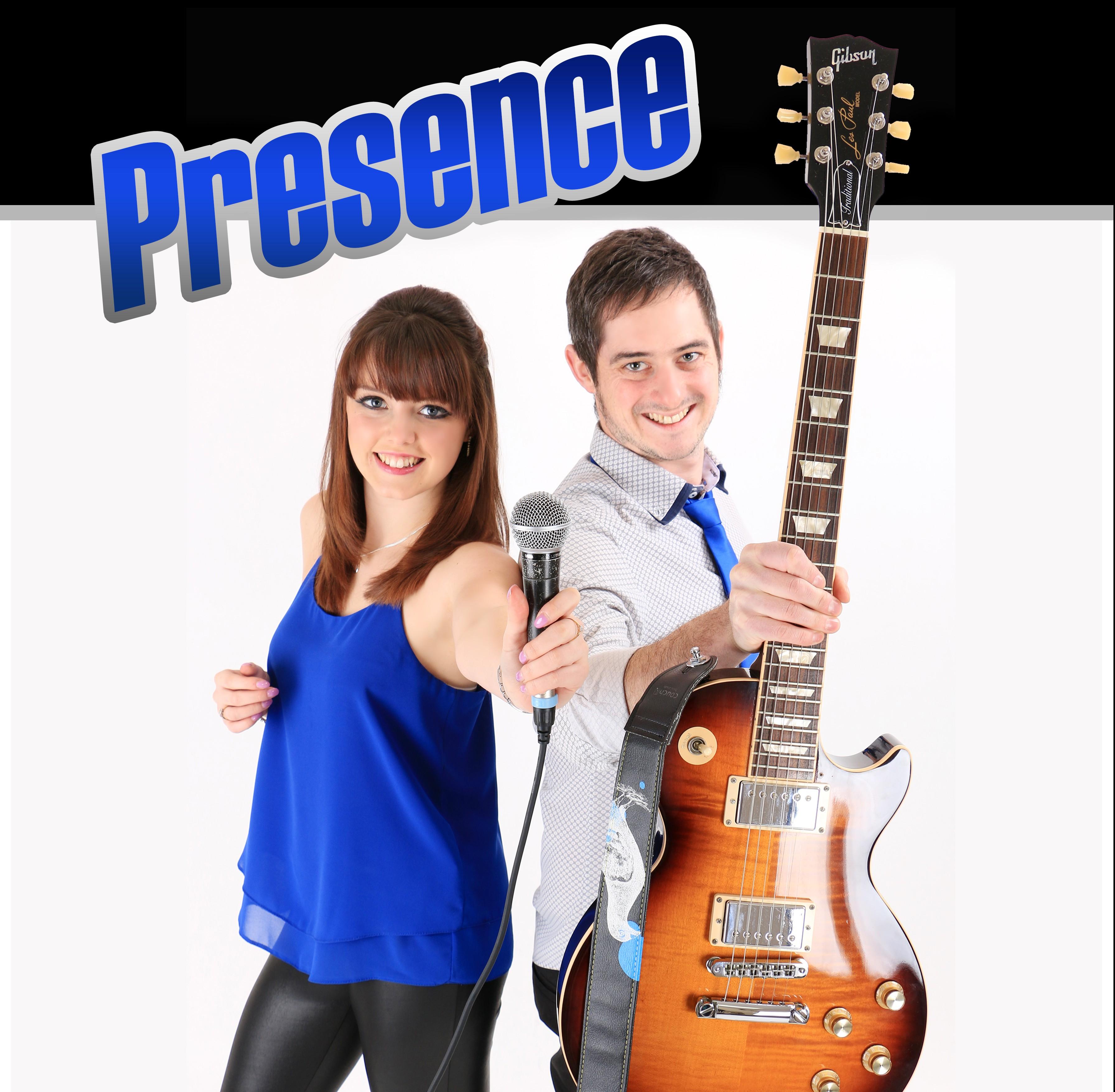 PRESENCE - A3 Poster