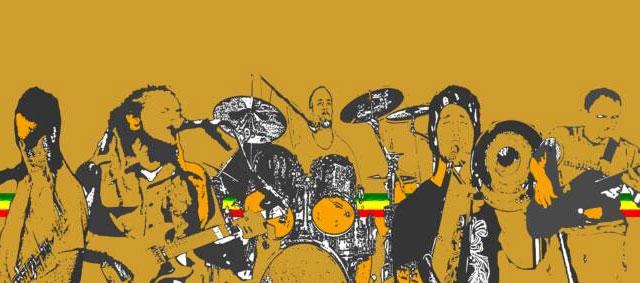 Live-Reggae-Band