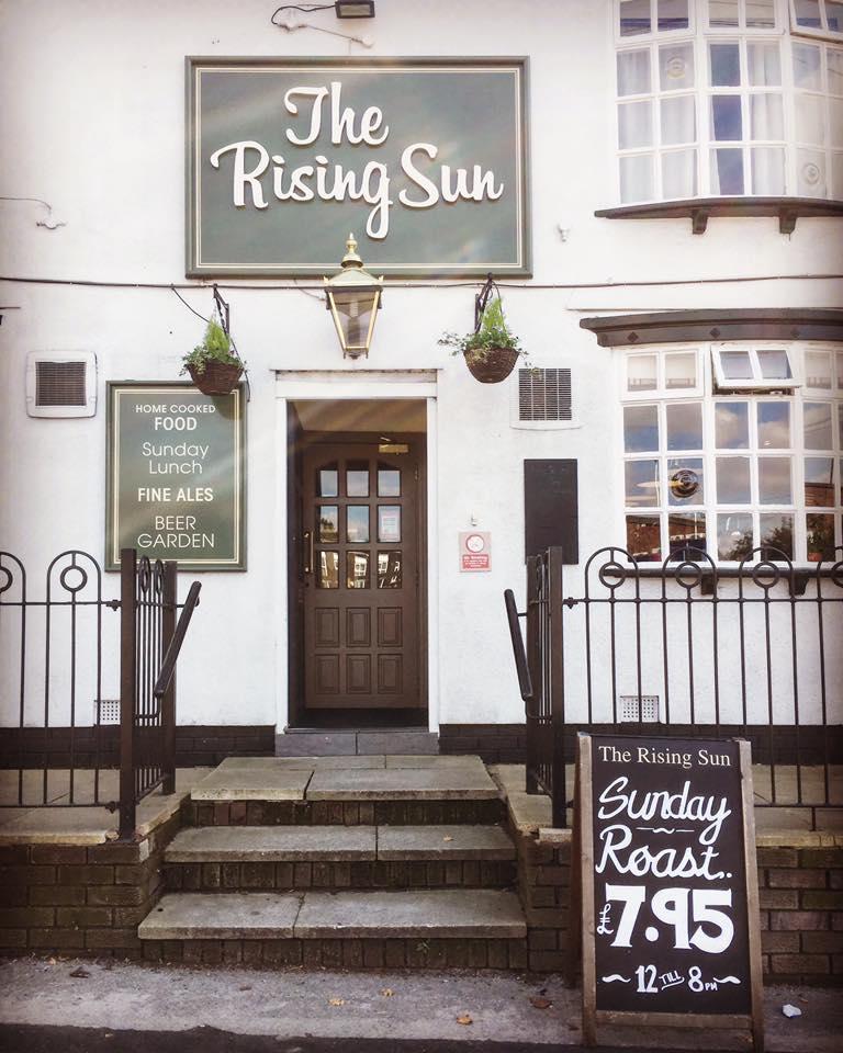 Rising Sun Bredbury
